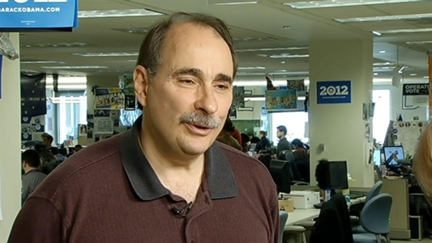 [CHI] Axelrod: Race is as Close as Expected