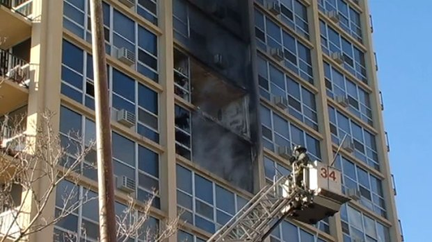 [CHI] High-Rise Building Lacked Sprinklers