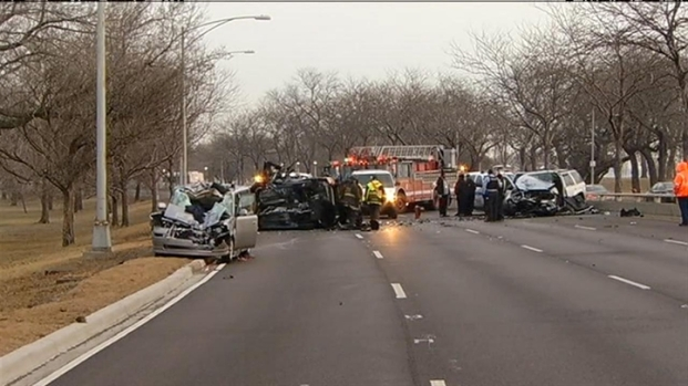 [CHI] Cop on Leave After Fatal Crash