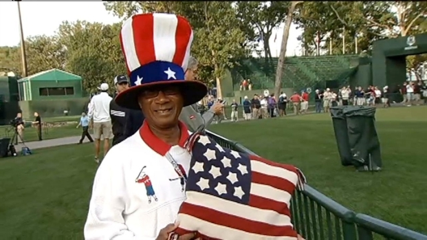 [CHI] Note to Ryder Cup Spectators: Don't Be Quiet