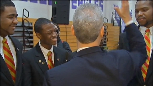[CHI] 167 Urban Prep Seniors are College-Bound