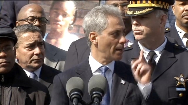 [CHI] Mayor, Police Ramp up Battle on Gangs, Drugs