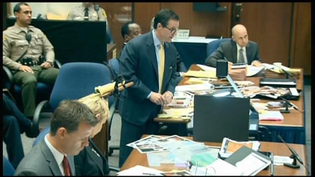 [LA] Murray Trial Day Eight: Fingerprints