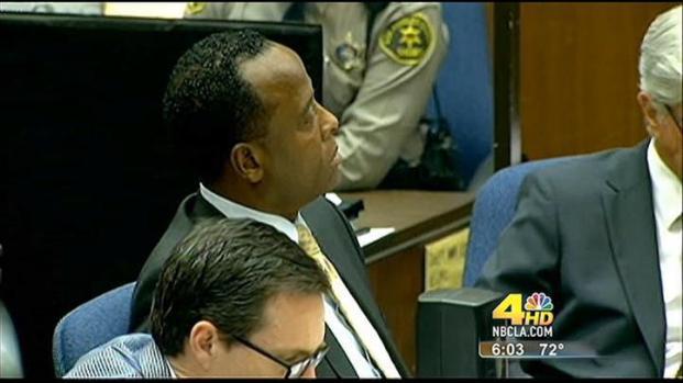 [LA] Murray Audio Heard on Day 9 of Trial