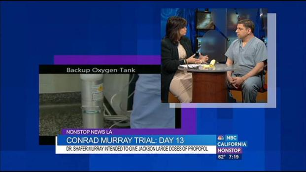 [LA] Conrad Murray Trial:  Propofol Testimony