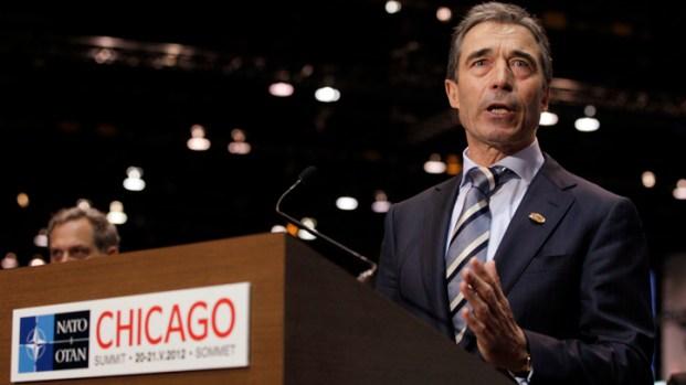 [CHI] NATO Secretary General Praises Chicago