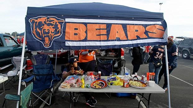 Game Photos: Bears at 49ers