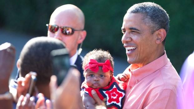 [NATL] President Obama's Second Term