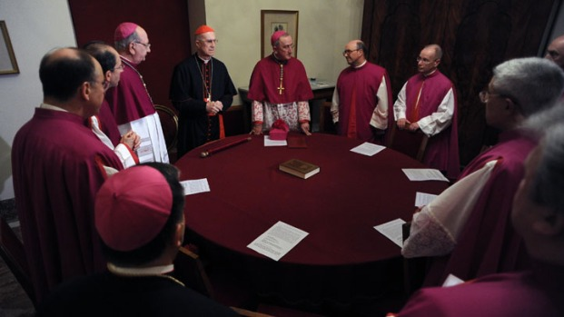 [NY] Conclave's Process in Picking New Pope