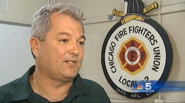 [CHI] Chicago Firefighters Contract Talks Simmer