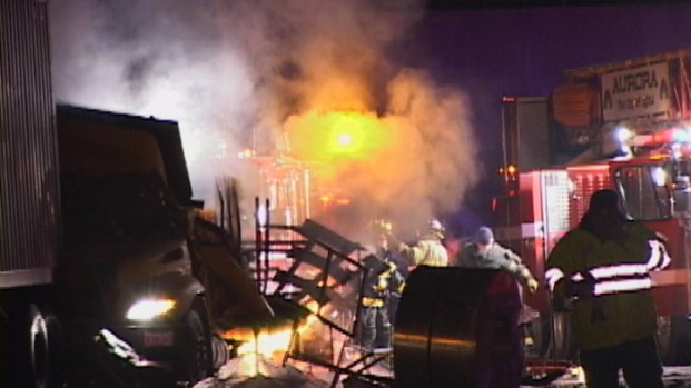 [CHI] Family, Friends Mourn I-88 Crash Victims