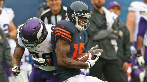 Game Photos: Bears Vs. Vikings