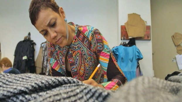 [CHI] Chicago Designer Competes on Fashion Star