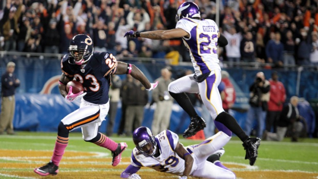 Game Photos: Bears Maul Vikings