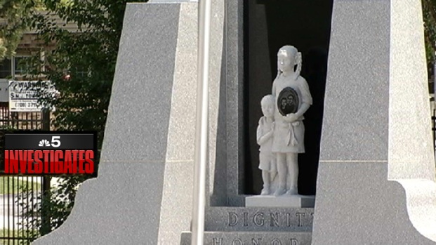 [CHI] Sculptor Claims Burr Oak Cemetery Stole His Design