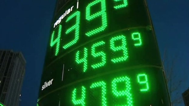 [CHI] Flooding Forces Gas Prices Up