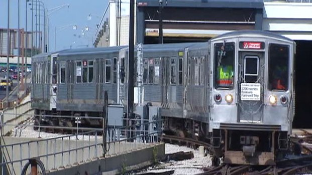 [CHI] CTA Retires 40-Year-Old Rail Cars