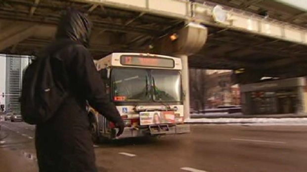 [CHI] Cold Creates Endless Waits For Public Transportation