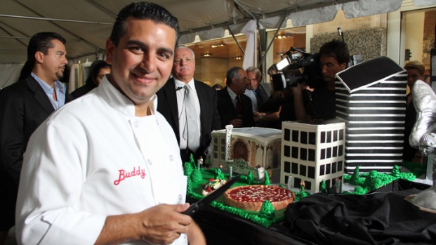 """Cake Boss"" Helps Christen New Rolls Dealership"