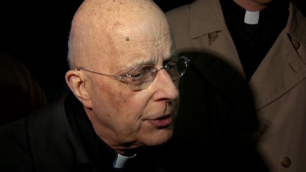 [CHI] Cardinal George Reacts To School Closings