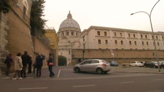 [CHI] Cardinals Prepare for Conclave
