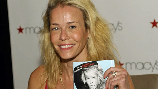 Chelsea Handler Promotes New Book in Chicago