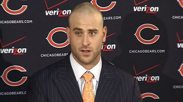 [CHI] Bears Introduce Kyle Long