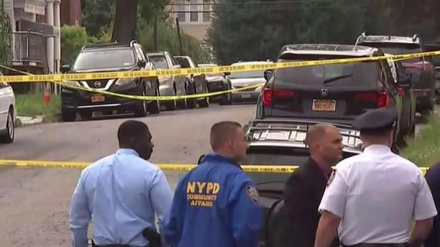[NATL NY] Cops Swarm Queens Park After Prop Is Mistaken for Dead Baby