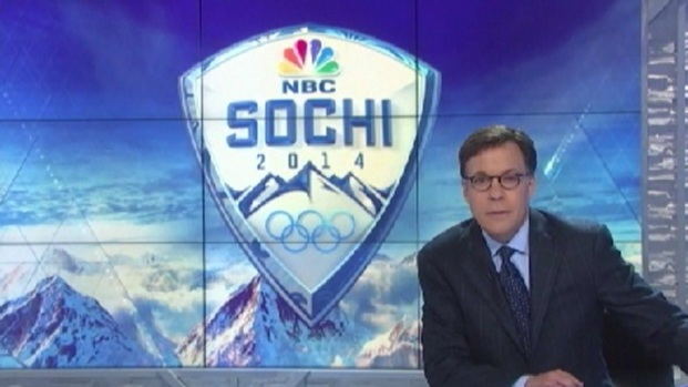 [CHI] What Exactly is Wrong With Bob Costas' Eye?