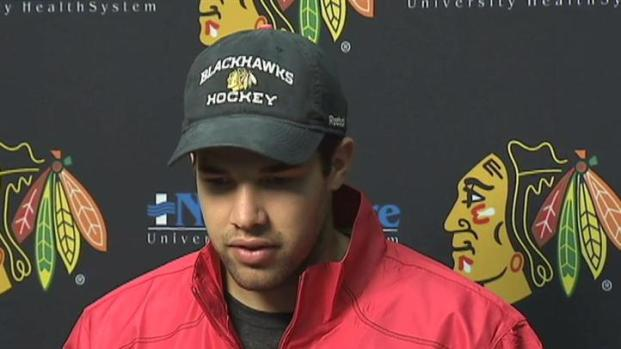 [CHI] Corey Crawford Discusses the Season