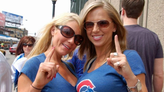 PHOTOS: Hottest Cubs and Sox Fans