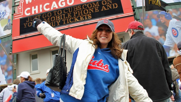 PHOTOS: Cubs Opening Day 2011
