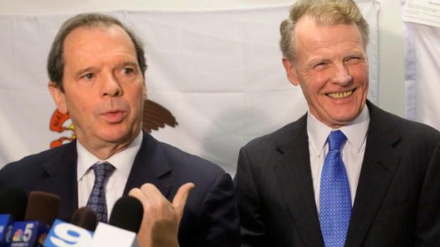 [CHI] Key Democrats Meet To Discuss Pension Plan