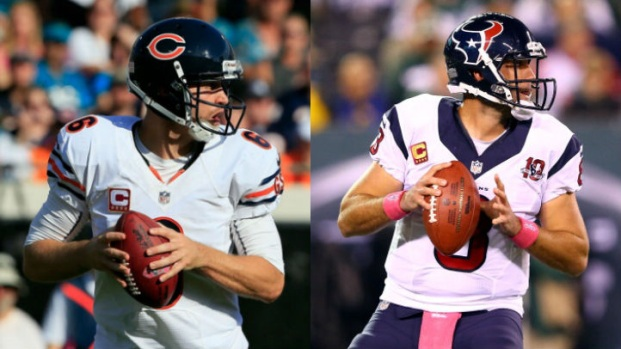 Key Matchups: Bears vs. Texans