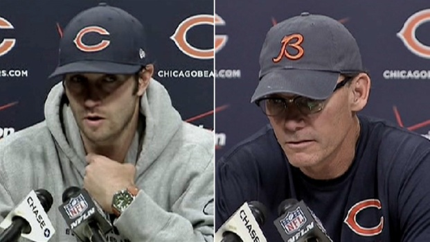 [CHI] Cutler, Trestman on Same Page for Upcoming Season