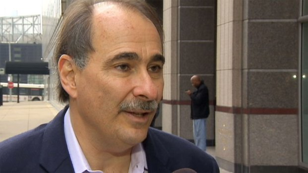 [CHI] David Axelrod Opens Doors At University of Chicago Institute of Politics
