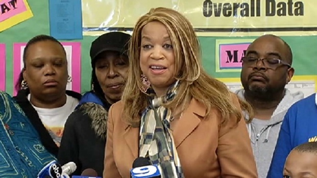 [CHI] CPS Principal Speaks Out Against School Closing