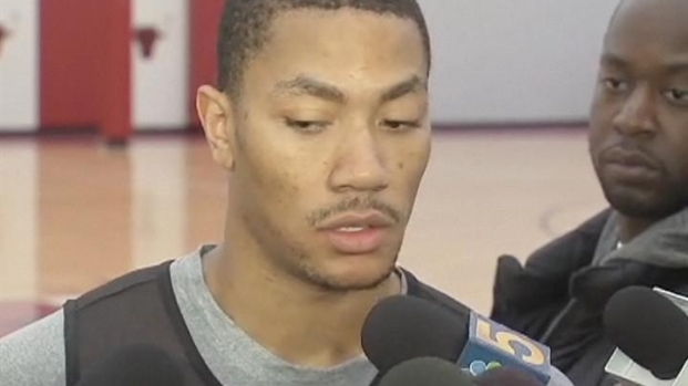 [CHI] Derrick Rose, Chicago's MVP
