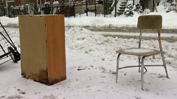 [CHI] City Crews May Collect Your Dibs