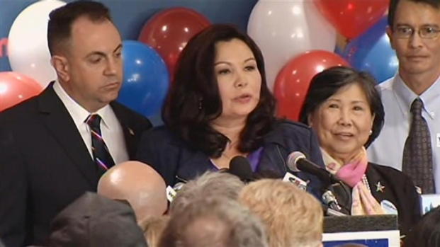 [CHI] Tammy Duckworth's Acceptance Speech