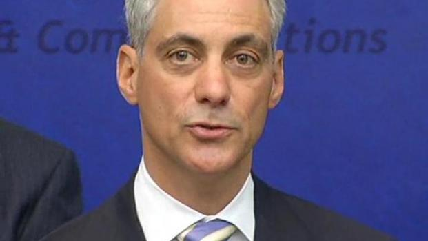 [CHI] Emanuel Reacts to Bin Laden Death
