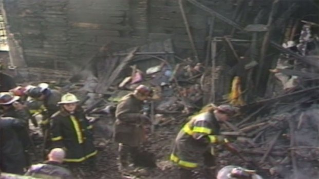 [CHI] Archive: Back of the Yards Fire Kills 6