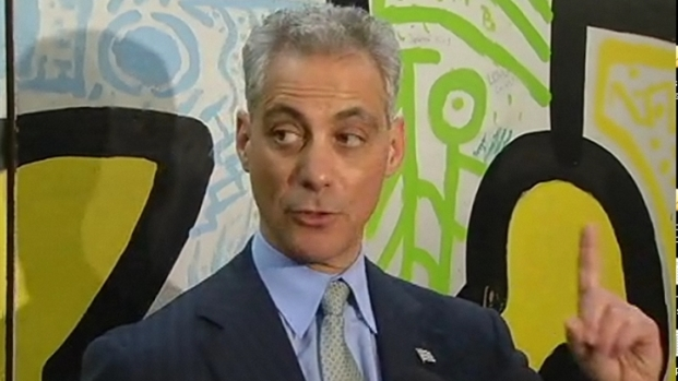 [CHI] Emanuel Supports Beat Officer Move