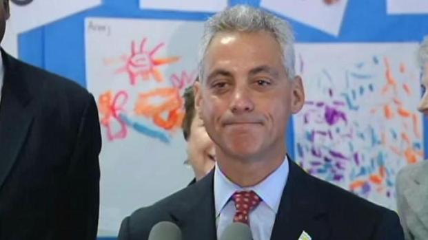 [CHI] Rahm Emanuel Won't Suffer Absentee Workers