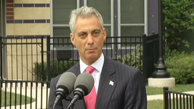 [CHI] Rahm Emanuel Says He Won't Ever Run for President