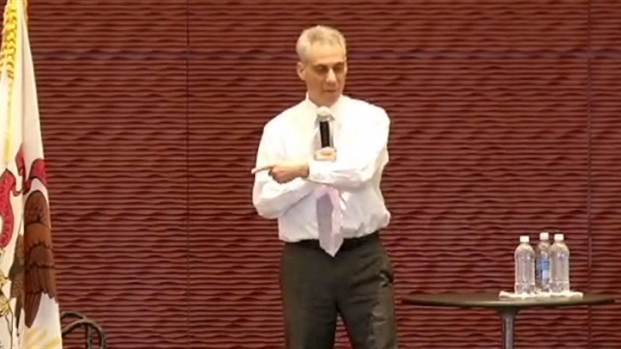 [CHI] Emanuel Aims to be the Education Mayor