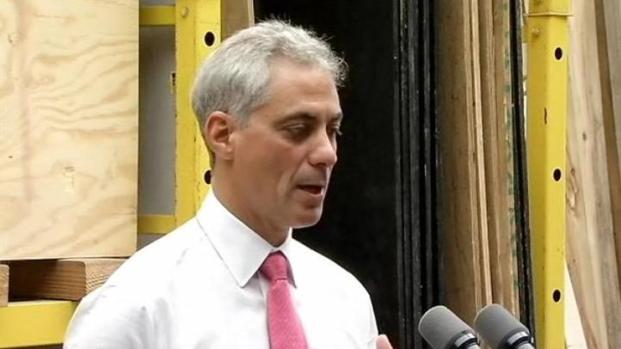 [CHI] Rahm: Quinn Will See the Light on Casino