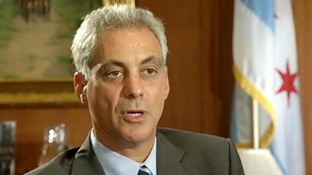 [CHI] Emanuel Gets Protective About Kids School Choice