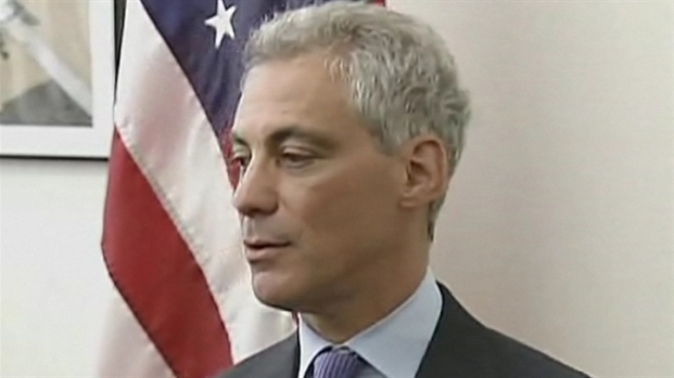 [CHI] Emanuel Says Daley's Security is Transitional
