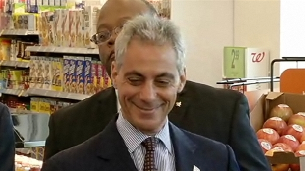 [CHI] Emanuel Pits Union Leaders Against Jobs